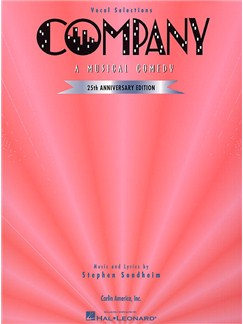 Stephen Sondheim: Company - 25th Anniversary Edition (Vocal Selections) Books | Voice, Piano