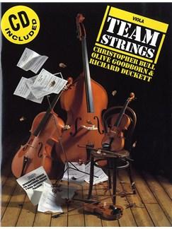 Team Strings: Viola: Book And CD Books | Viola
