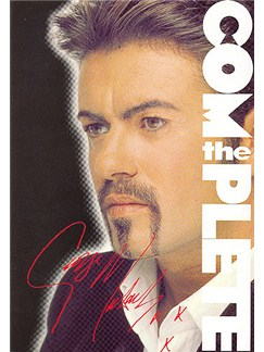 The Complete George Michael Livre | Ligne De Mélodie, Paroles et Accords (Boîtes d'Accord)