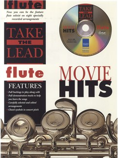 Take The Lead: Movie Hits (Flute) Books and CDs | Flute