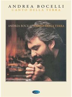 Andrea Bocelli: Canto Della Terra (PVG) Books | Piano, Voice, Guitar