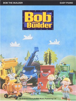 Bob The Builder (Easy Piano PVG) Books | Piano, Voice and Guitar (Boxed Symbols)