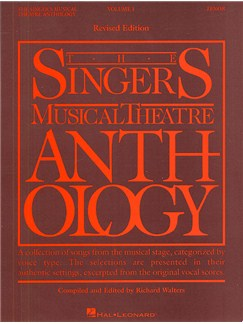 The Singers Musical Theatre Anthology: Volume One (Tenor) Books | Tenor, Piano Accompaniment