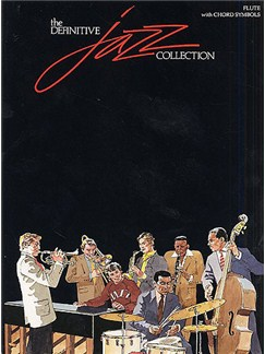 Definitive Jazz Collection for Flute Books | Flute
