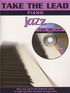 Take The Lead: Jazz (Piano) Books and CDs | Piano