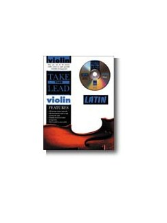 Take The Lead: Latin (Violin) Books and CDs | Violin