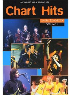 Chart Hits: Chord Songbook Volume 1 Books | Lyrics & Chords