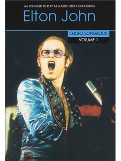 Elton John Chord Songbook Volume 1 Books | Guitar