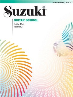 Suzuki Guitar School: Volume 2 Guitar Part Books | Guitar