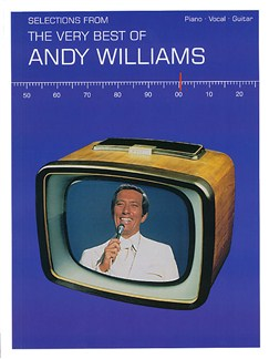 The Very Best Of Andy Williams Books | Piano, Voice, Guitar