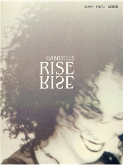 Gabrielle: Rise (PVG) Books | Piano, Vocal & Guitar (with Chord Boxes)