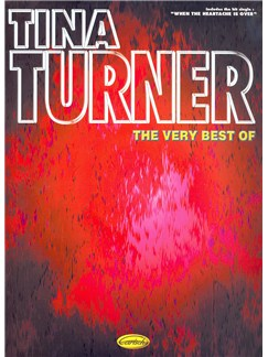Tina Turner: The Very Best Of Books | Piano, Voice and Guitar Box Chords