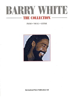 Barry White: The Collection Books | Piano, Vocal & Guitar (with Chord Boxes)