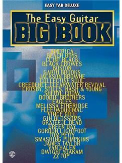 Easy Guitar Big Book - Easy Tab Deluxe Books | Guitar Tab