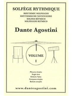 Dante Agostini: Solfege Rythmique - Volume 1 Books | Drums
