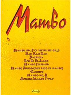 Mambo (PVG) Books | Piano, Voice, Guitar
