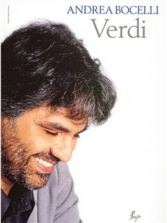 Bocelli Andrea: Verdi Books | Piano and Voice