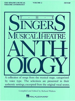 The Singers Musical Theatre Anthology: Volume Two (Tenor) Books | Tenor and Piano