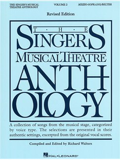 The Singers Musical Theatre Anthology: Volume Two (Mezzo Soprano) Books | Mezzo-Soprano and Piano