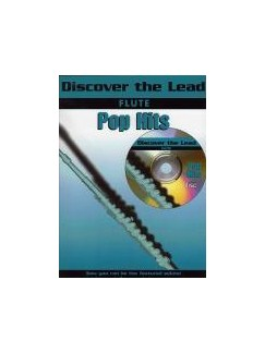 Discover The Lead: Pop Hits For Flute CD y Libro | Flauta