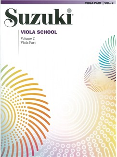 Suzuki Viola School Volume 2 (Viola Part) Books | Viola