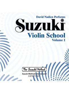 Suzuki: Violin School, CDs   Violin