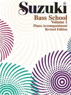 Suzuki Bass School: Piano Accompaniment Volume 1 Books | Piano