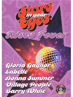 Stars In Your Eyes: Disco Fever CD y Libro | Piano, Voz y Guitarra