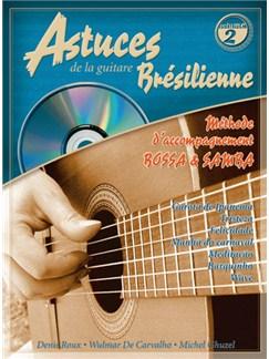 Roux/Ghuzel- Astcs Gtr 2 B/Cd Books |