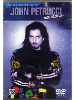 John Petrucci: Rock Discipline (DVD) DVDs / Videos | Guitar