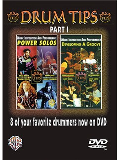 Drum Tips: Part 1 DVD DVDs / Videos | Drums