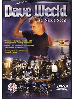 Dave Weckl: The Next Step DVD DVDs / Videos | Drums