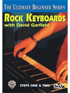 Ultimate Beginner: Rock Keyboard - Steps One And Two (DVD) DVDs / Videos | Keyboard