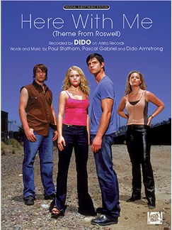 Dido: Here With Me (Theme From Roswell) Books | Piano and Voice, with Guitar chord boxes