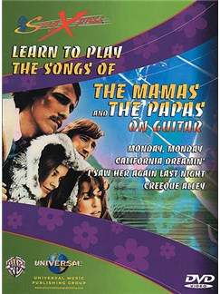 Learn To Play The Mamas And The Papas On Guitar DVDs / Videos | Guitar