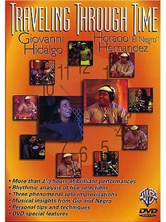 Travelling Through Time (DVD) DVDs / Videos | Latin Percussion