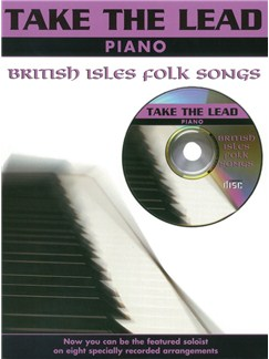 Take The Lead: British Isles Folk Songs (Piano) Books and CDs | Piano