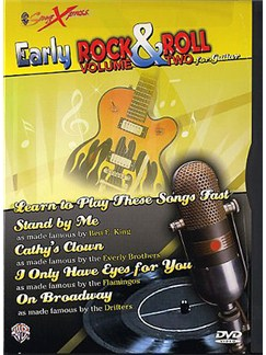 Early Rock And Roll For Guitar: Volume Two DVDs / Videos | Guitar