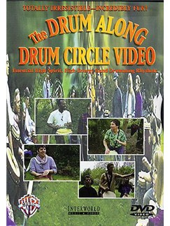 The Drum Along Drum Circle Video DVDs / Videos | World Drums