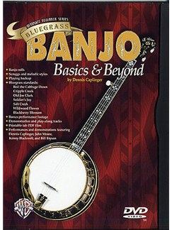 UBS Bluegrass Banjo Basics And Beyond DVDs / Videos | Banjo