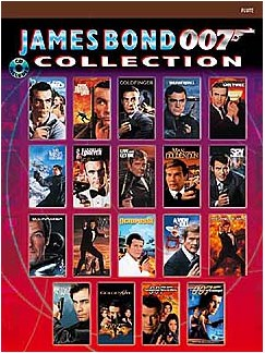 James Bond 007 Collection: Flute Books and CDs | Flute