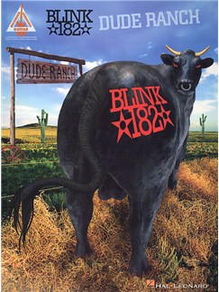 Blink 182: Dude Ranch - Guitar Recorded Versions Books | Guitar Tab, with chord symbols