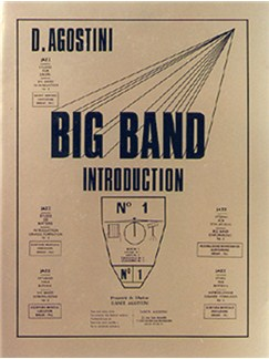 Agostini, D Big Band Introduction Drums Books | Drums