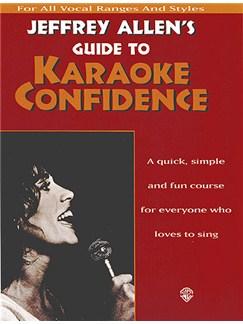 Jeffrey Allen's Guide To Karaoke Confidence Books | Voice