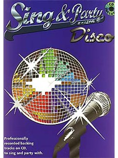 Sing And Party With Disco Books and CDs | Piano and vocal with guitar chord symbols and boxes