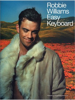 Robbie Williams: Easy Keyboard Books | Melody line with lyrics and chord symbols