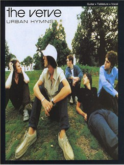 The Verve: Urban Hymns TAB Books | Guitar Tab with chord symbols