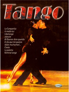 Tango Books | Piano, Vocal & Guitar (with Chord Boxes)