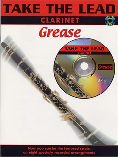 Take The Lead: Grease (Clarinet) Books and CDs | Clarinet