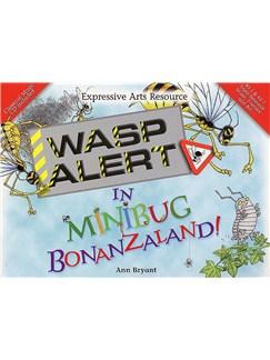 Wasp Alert In Minibug Bonanzaland - Arts Resource And CD CD y Libro   Orquesta